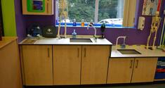 Primary School Science Lab